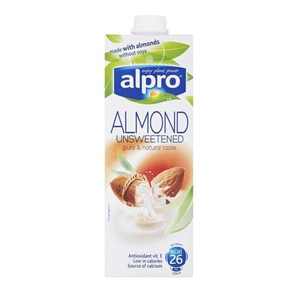 almond unsweest