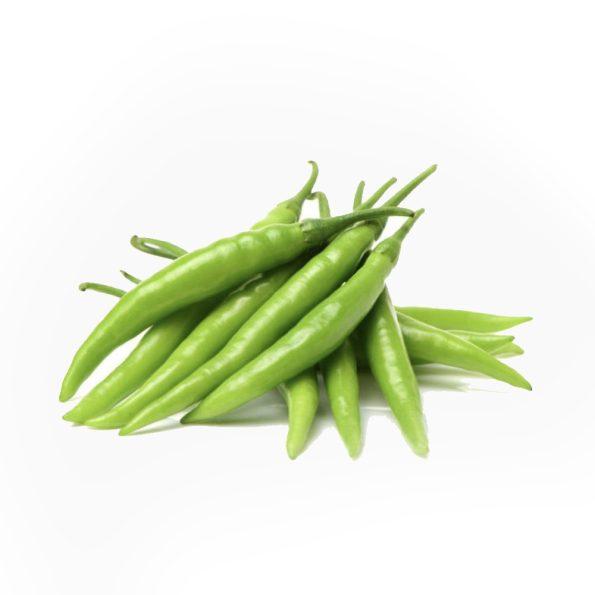 chilin green long
