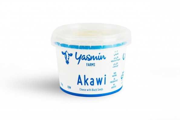 Akkawi with Blackseeds