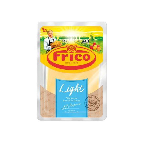 Frico Light Cheese Slice 150 g