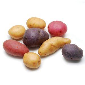 Gemstones-Potatoes
