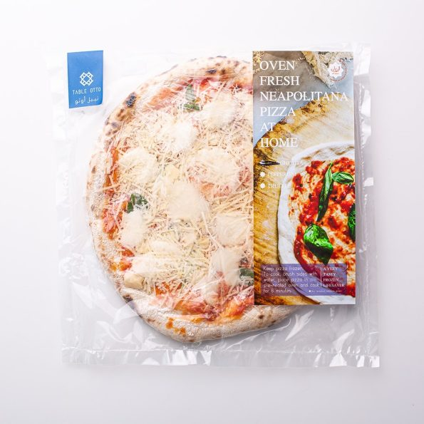 Margerita frozen pizza (1)