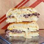 Microwave cheese burger