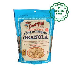 granola apple